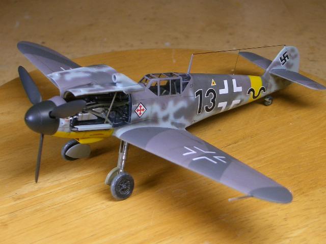 Bf109G-2 01