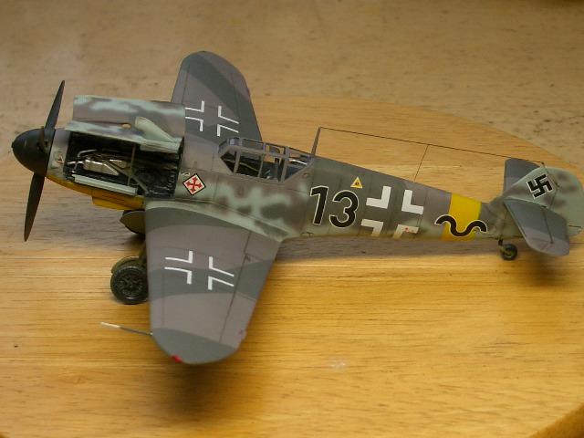 Bf109G-2 02