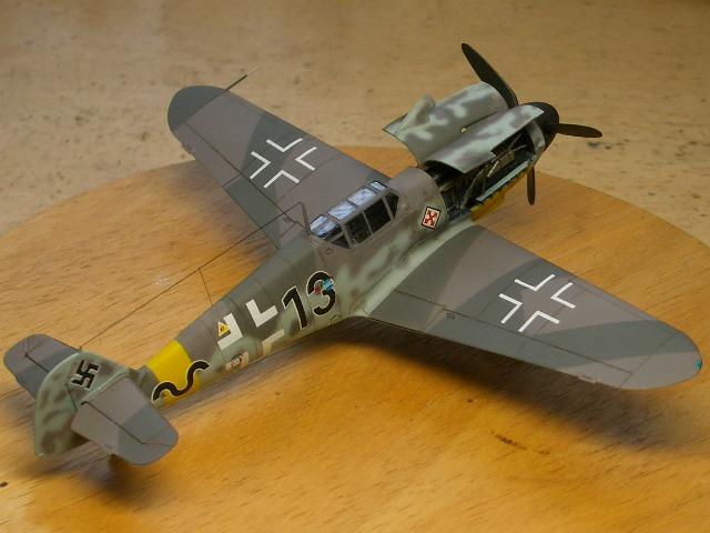 Bf109G-2 04