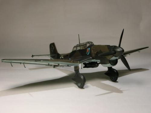 Ju87B-1 05