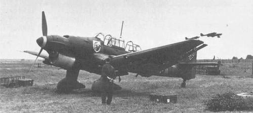 Ju87B-1
