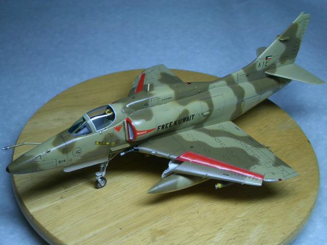 A-4KU SKYHAWK 01