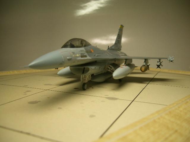 F-16C(ブロック25) 03