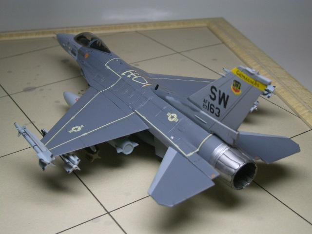 F-16C(ブロック25) 05