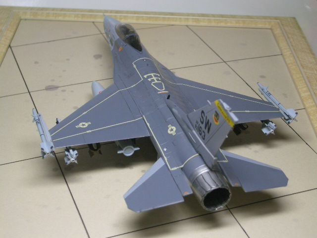 F-16C(ブロック25) 08
