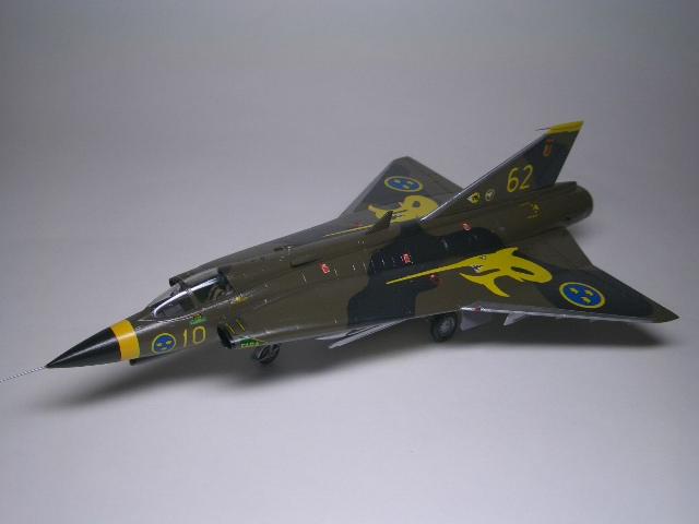 Saab J-35J ドラケン 01