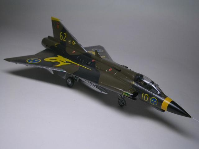 Saab J-35J ドラケン 05