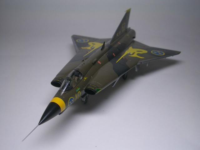 Saab J-35J ドラケン 02
