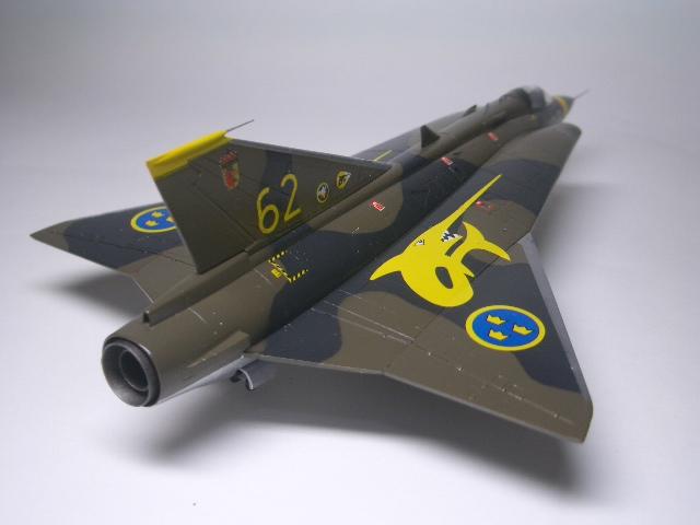 Saab J-35J ドラケン 04