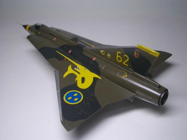 Saab J-35J ドラケン 03