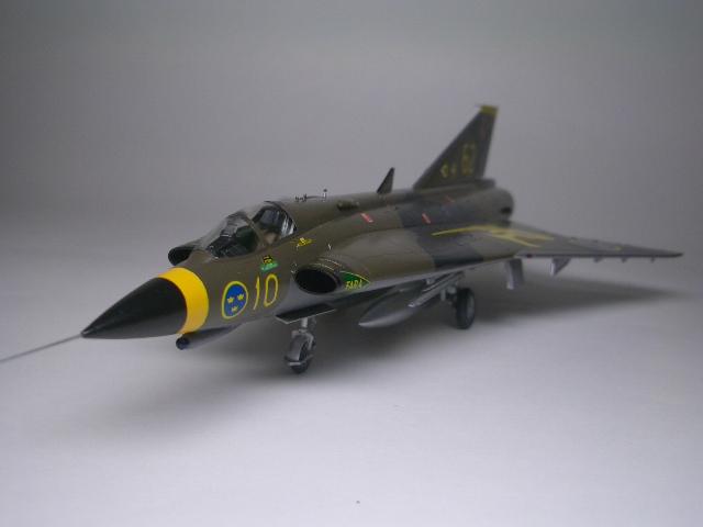 Saab J-35J ドラケン 06