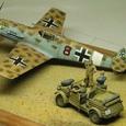 2/JG27 Bf109E-4Trop Summer 1941 NorthAfrica 04