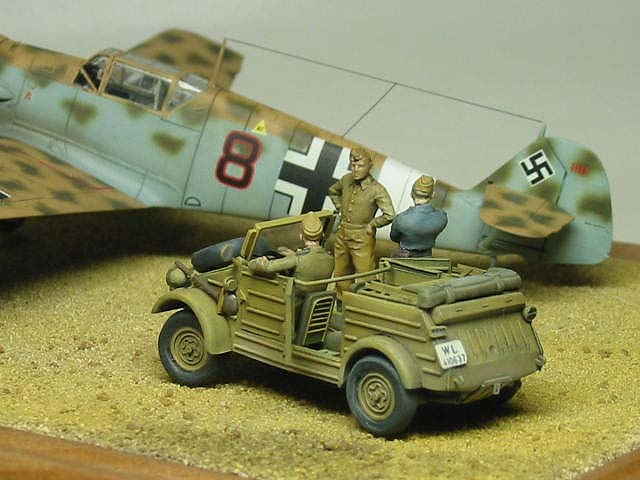 2/JG27 Bf109E-4Trop Summer 1941 NorthAfrica 01