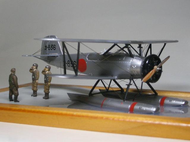 93式水上中間練習機(K5Y2) 06
