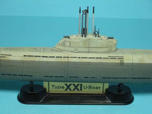 U-Boot ⅩⅩⅠ 06