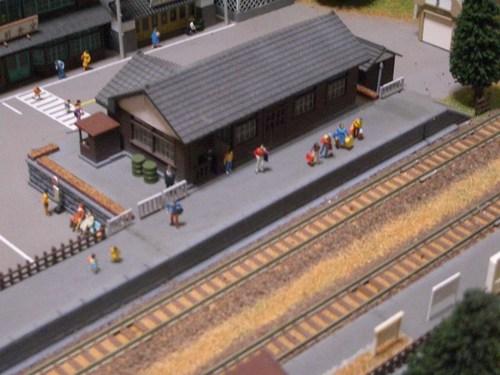 駅1番ホーム