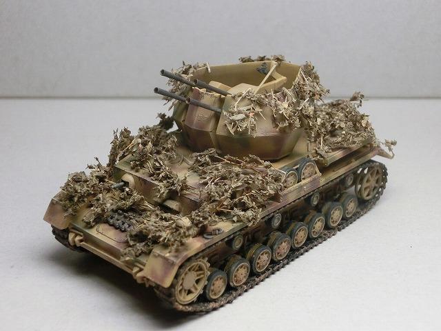 IV号対空戦車ヴィルベルヴィント カモフラージュ 09
