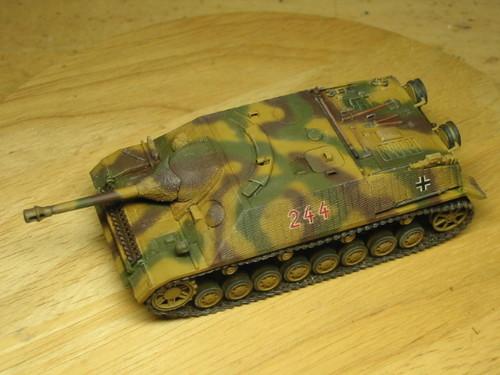 Ⅳ号駆逐戦車 初期型