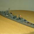乙型駆逐艦(防空駆逐艦)秋月型 冬月 02