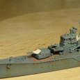日本海軍甲型駆逐艦 夕雲型 朝霜14