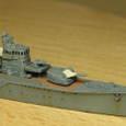日本海軍甲型駆逐艦 夕雲型 朝霜15