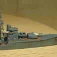 日本海軍甲型駆逐艦 夕雲型 朝霜13