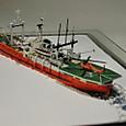 南極観測船「宗谷」 08