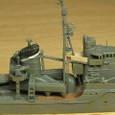日本海軍甲型駆逐艦 夕雲型 朝霜06