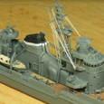 乙型駆逐艦(防空駆逐艦)秋月型 冬月 14