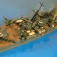 重巡洋艦「足柄」11