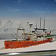 南極観測船「宗谷」 11