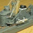 乙型駆逐艦(防空駆逐艦)秋月型 冬月 16