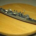フラッシュデッカー駆逐艦
