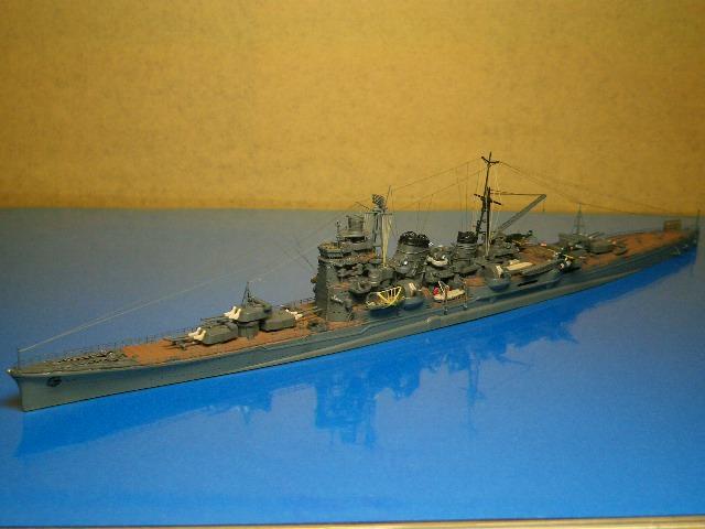 重巡洋艦「足柄」01