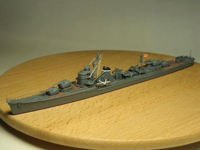 乙型駆逐艦(防空駆逐艦)秋月型 冬月 01