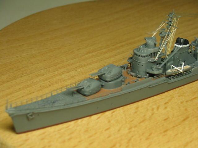 乙型駆逐艦(防空駆逐艦)秋月型 冬月 03