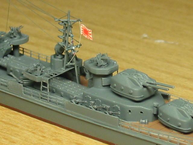 乙型駆逐艦(防空駆逐艦)秋月型 冬月 05