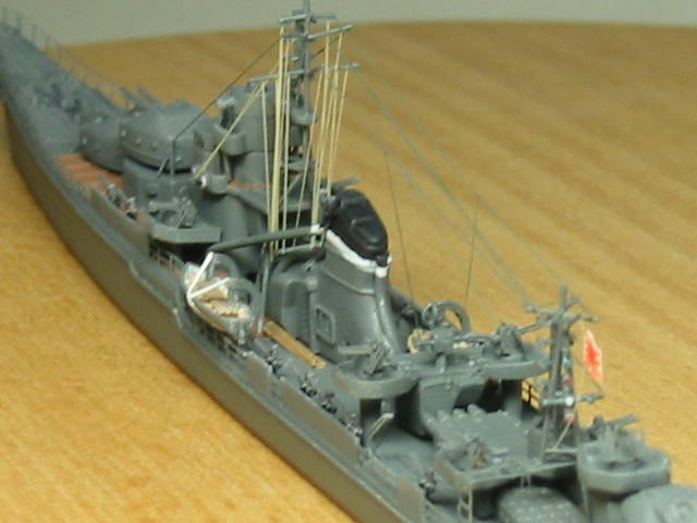 乙型駆逐艦(防空駆逐艦)秋月型 冬月 06 乙型駆逐艦(防空駆逐艦)秋月型 冬月 06 shim