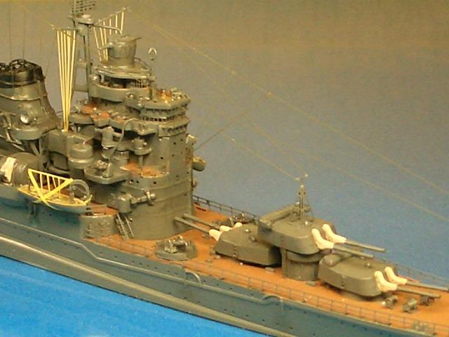 重巡洋艦「足柄」08