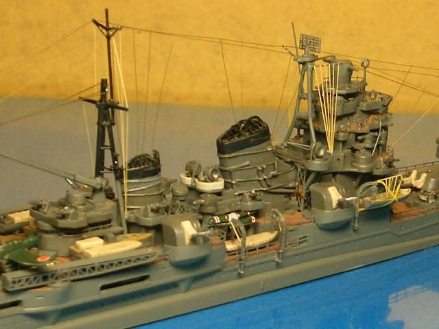 重巡洋艦「足柄」09