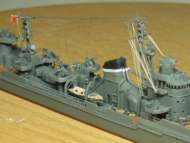 乙型駆逐艦(防空駆逐艦)秋月型 冬月 08