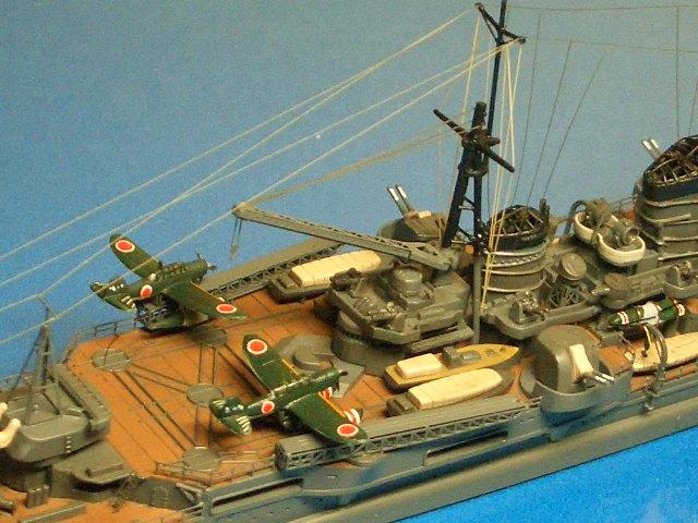 重巡洋艦「足柄」10