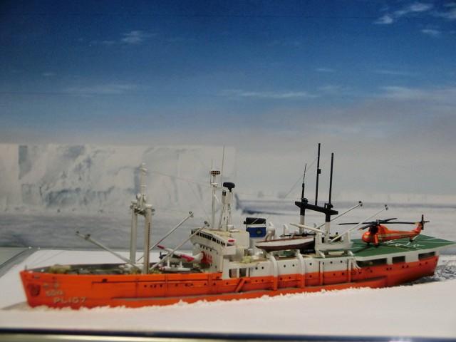 南極観測船「宗谷」 10