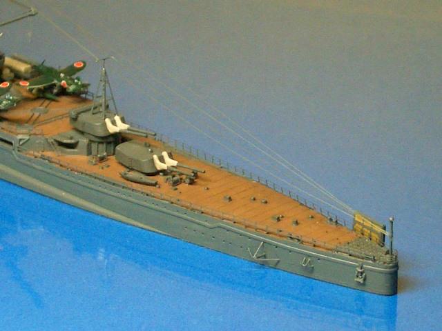 重巡洋艦「足柄」12