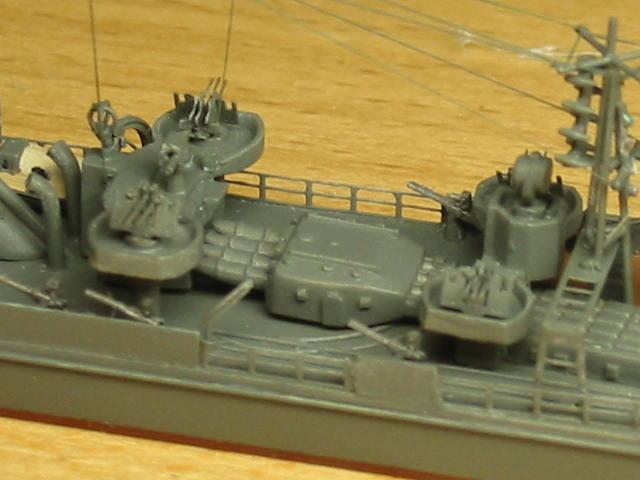 乙型駆逐艦(防空駆逐艦)秋月型 冬月 12 乙型駆逐艦(防空駆逐艦)秋月型 冬月 12 shim