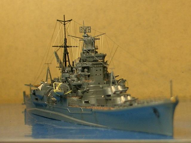 重巡洋艦「足柄」14