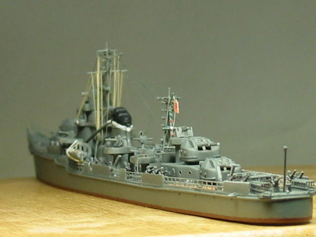 乙型駆逐艦(防空駆逐艦)秋月型 冬月 11