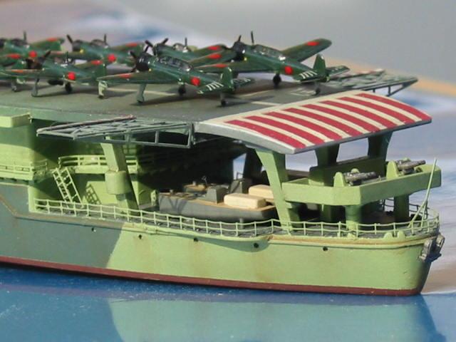航空母艦「瑞鳳」11