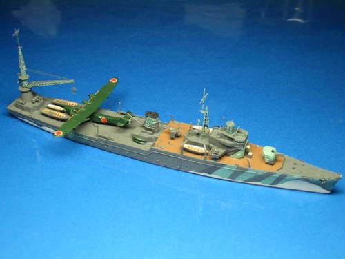 飛行艇母艦 秋津洲