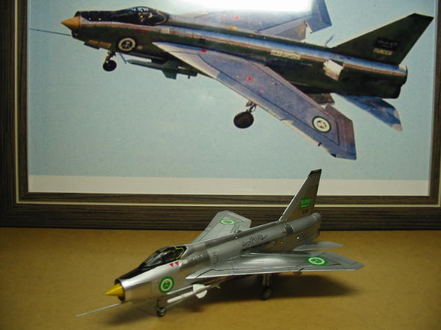 B.A.C.LIGHTNING F Mk.6